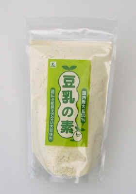 豆乳の素(粉末豆乳)は豆乳ダイエット最適!豆乳おからクッキーなど料理レシピ(作り方)あります。豆乳ココア、豆乳寒天、豆乳鍋、青汁豆乳もおすすめ!国産大豆使用。